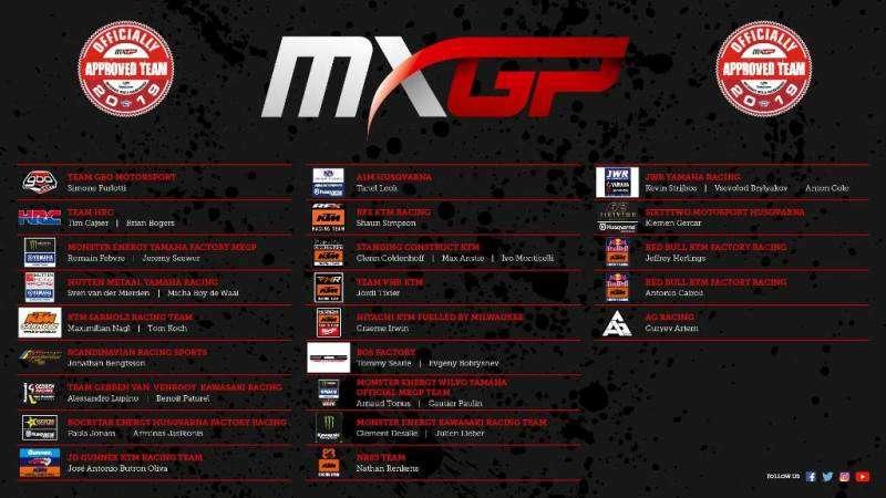 mxgp entry list2019 ok