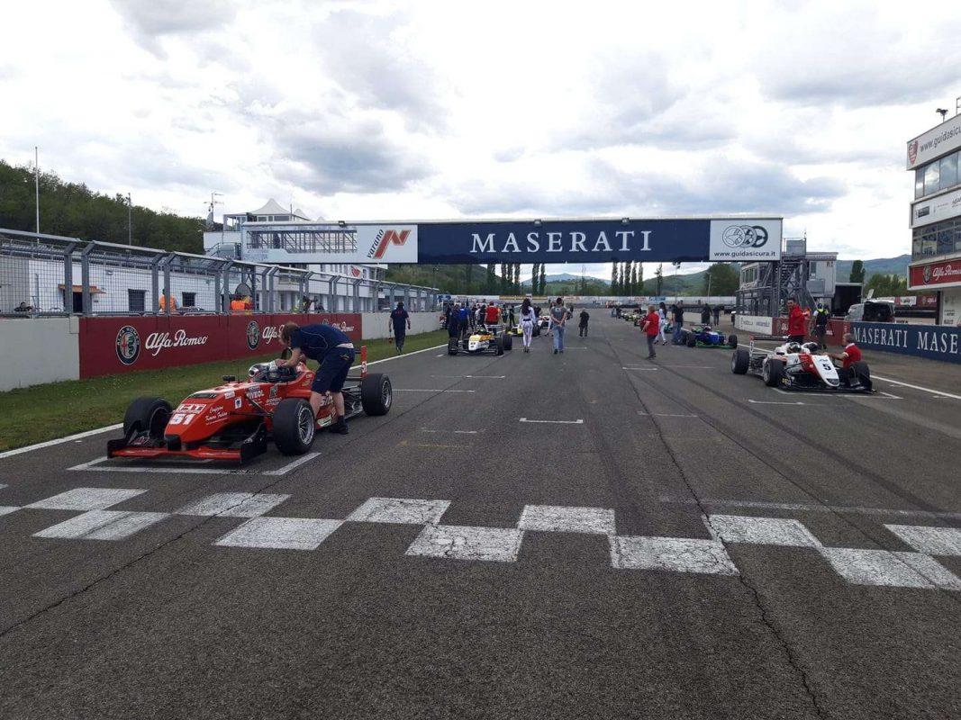 Autodromo Varano Calendario 2020.Formula X Italian Series Spettacolo Ed Emozioni A Varano