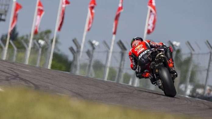 BSB Brookes Donington Park Ducati 1