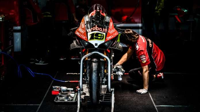 SBK Jerez Ducati Bautista 1