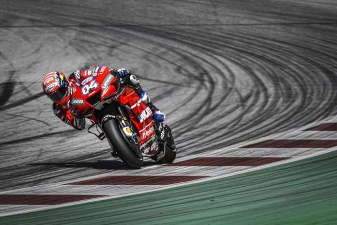 MotoGP Austria Dovizioso Ducati 1