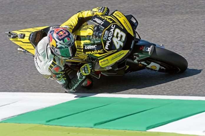 MotoGP Mugello RAC Miller Ducati 1