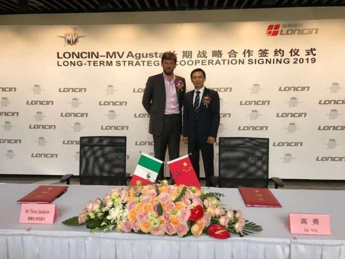 Prodotto MV Agusta Loncin Conferenza 2019