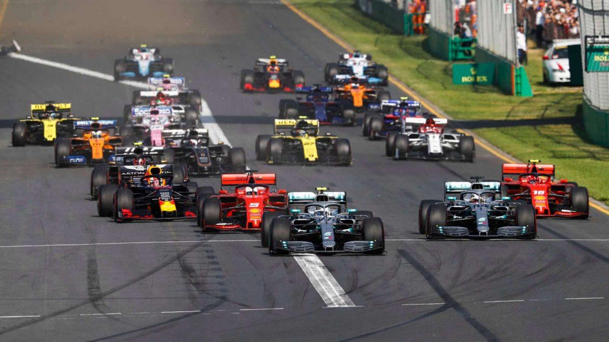 Formula Uno 2020 Calendario.F1 Svelato Il Calendario 2020 22 Appuntamenti In