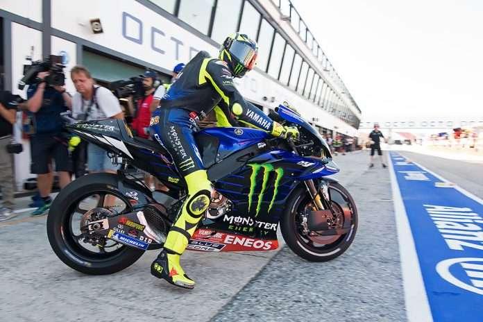 MotoGP San Marino Yamaha Valentino Rossi 1