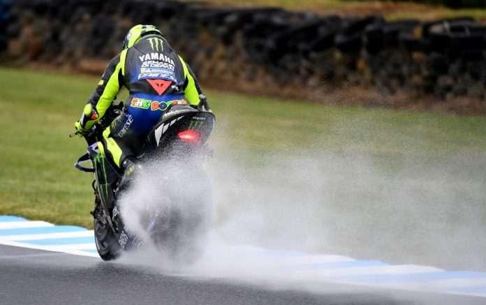 Meteo rimandate qualifiche australia motogp