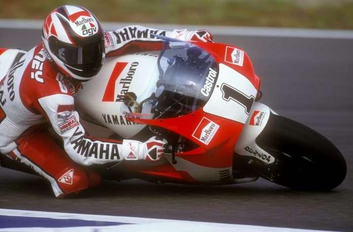 Wayne Rainey Yamaha 500