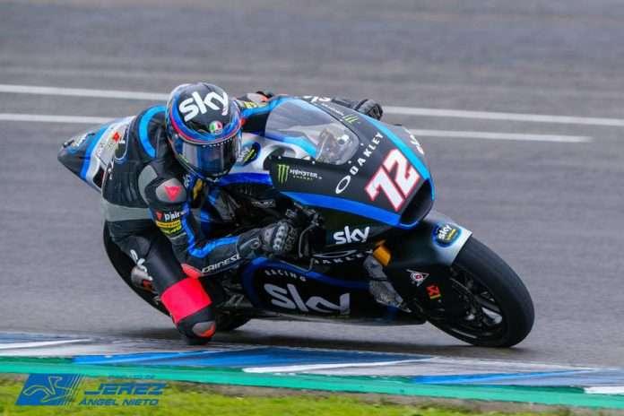 Test Jerez Moto2 Moto3