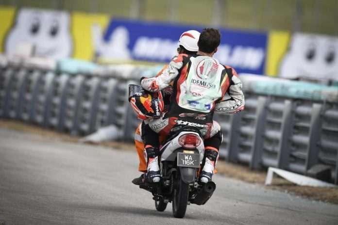 MotoGP Valencia Johann Zarco 1