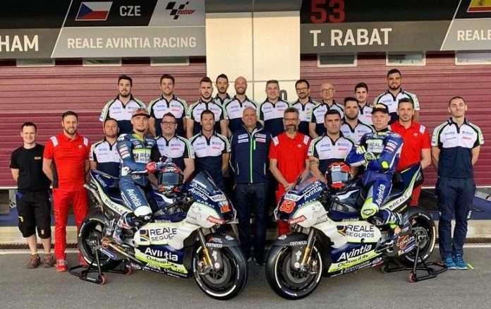 Reale Avintia Racing 2019