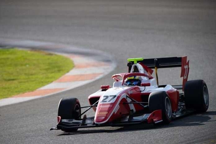 Formula 3 Piastri Prema