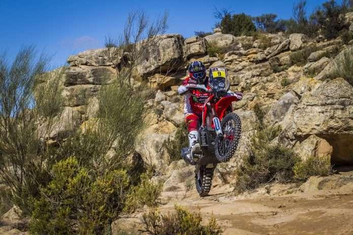 Dakar 2020 Ricky Brabec 1