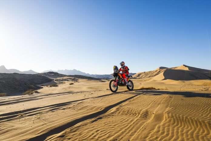 Dakar 2020 Stage 2 Sunderland 1