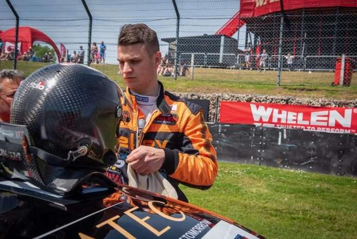 Gianmarco Ercoli e CAAL Racing tornano insieme per puntare al titolo
