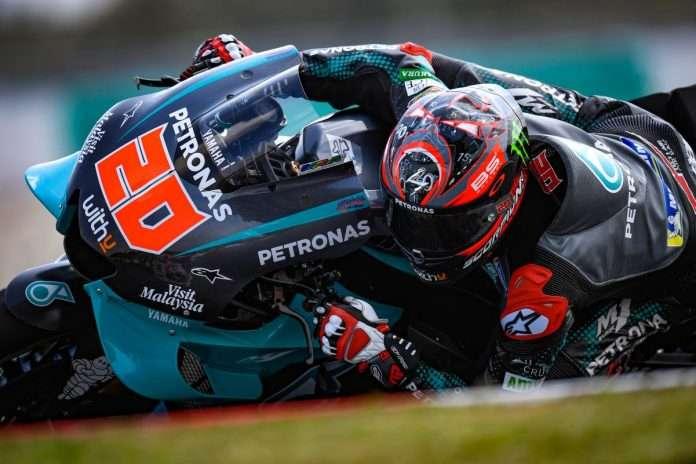 MotoGP 2020 Test Sepang Quartararo 1