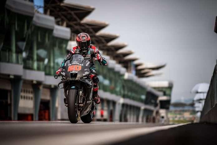 MotoGP Quartararo Sepang