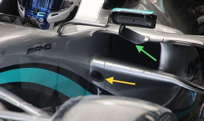 Formula 1 Test tecnica