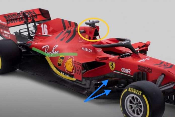 Analisi Tecnica Ferrari SF1000