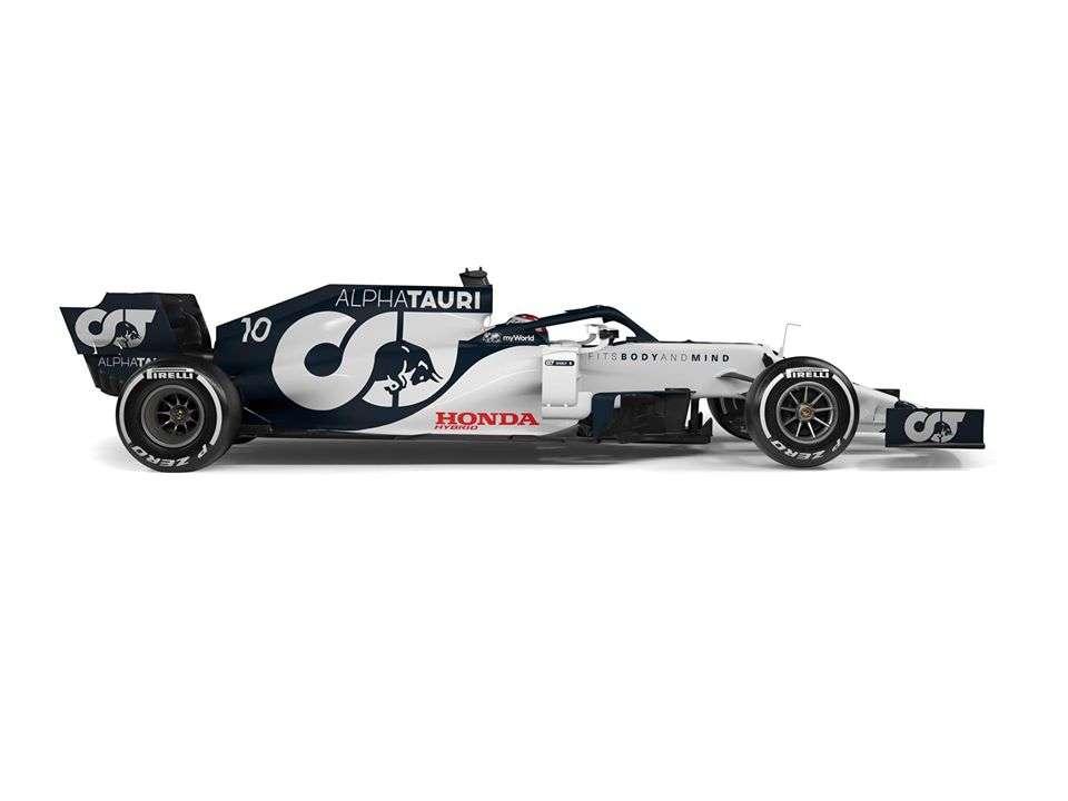 Alphatauri F1