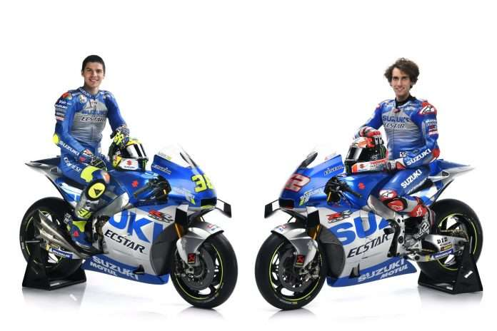 MotoGP Suzuki 2020