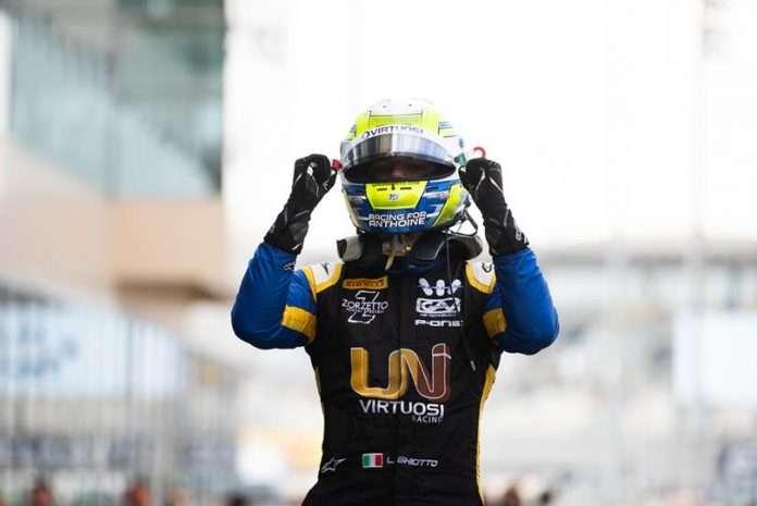 Ghiotto FIA F2 2019