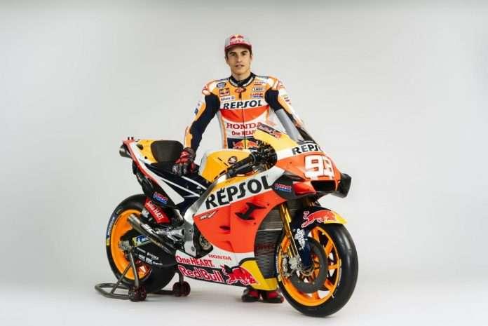 MotoGP Honda Marc Marquez Rinnvovo 1