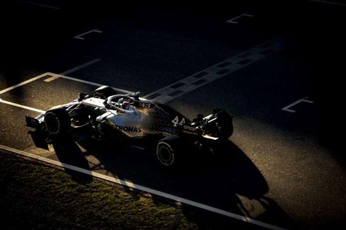 Test Mercedes DAS