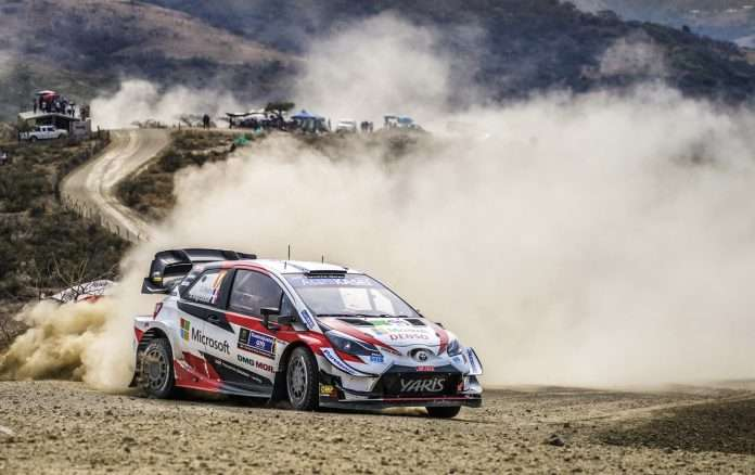 WRC | Rally Messico, Day-2: vittoria e leadership per Ogier