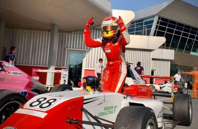 Hamda Al Qubaisi chiude in bellezza e vince due gare su quattro