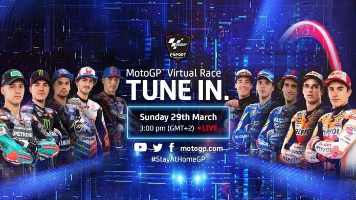 MotoGP: annunciata la prima Virtual Race