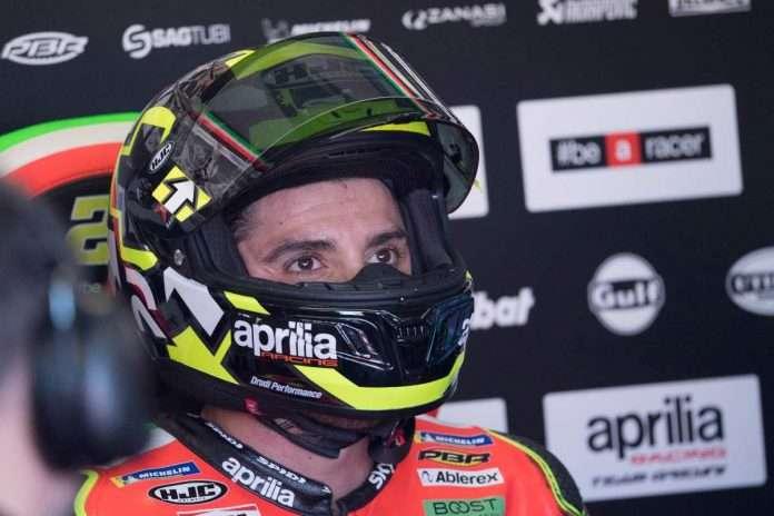 Andrea Iannone Ducati
