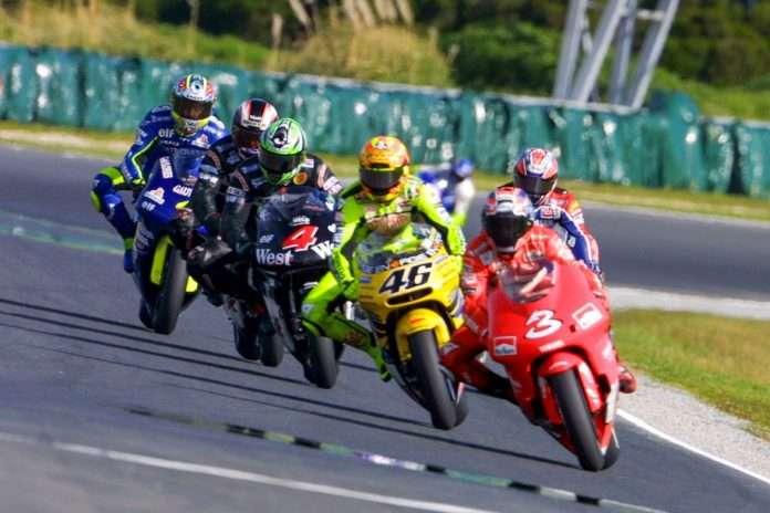 MotoGP volate