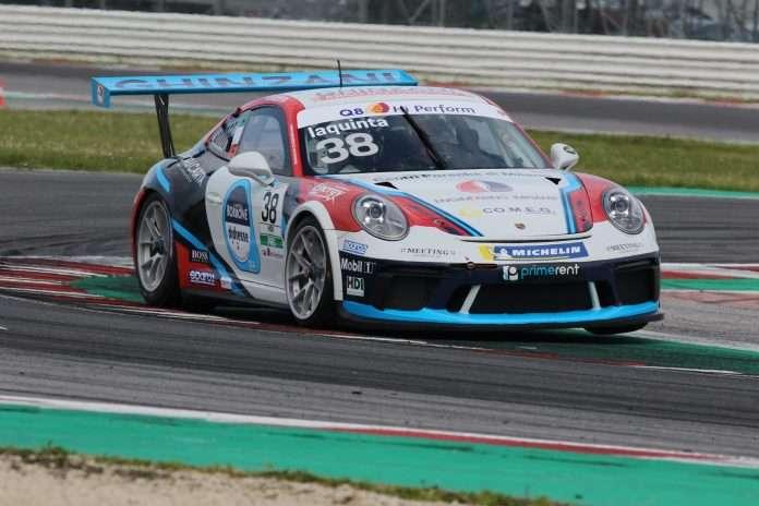 Porsche Carrera Cup calendario