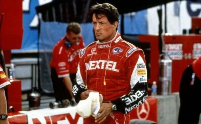 Driven Sylvester Stallone