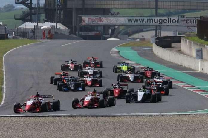formula regional monolite racing