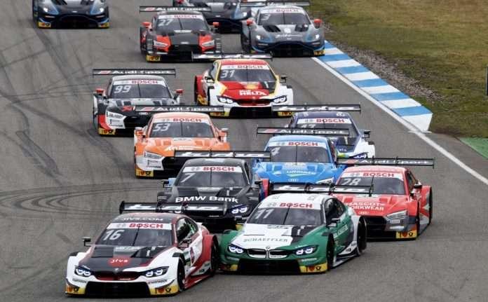 DTM Audi Berger