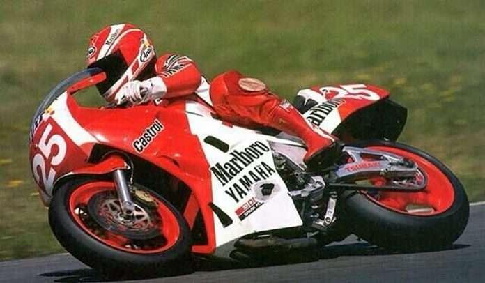 Mick Doohan Superbike