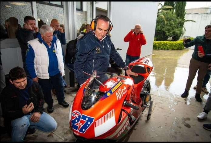 Genesio Bevilacqua Althea Racing 1