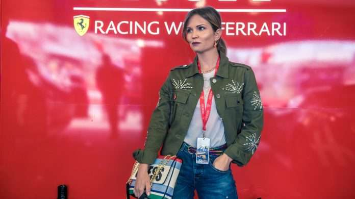 Irene Saderini Speedy Woman