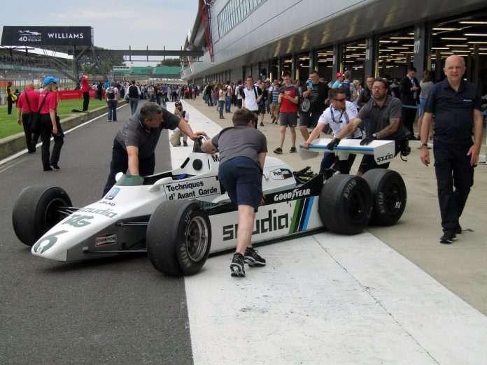 F1 campionato unraced