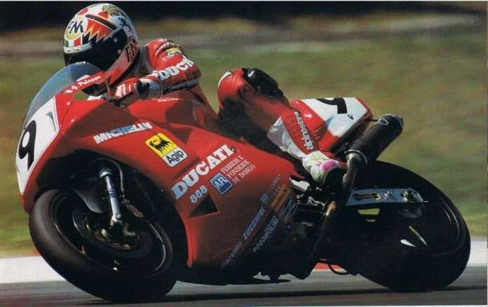 Giancarlo Falappa Mondiale Superbike