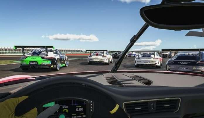 Porsche Supercup Spa