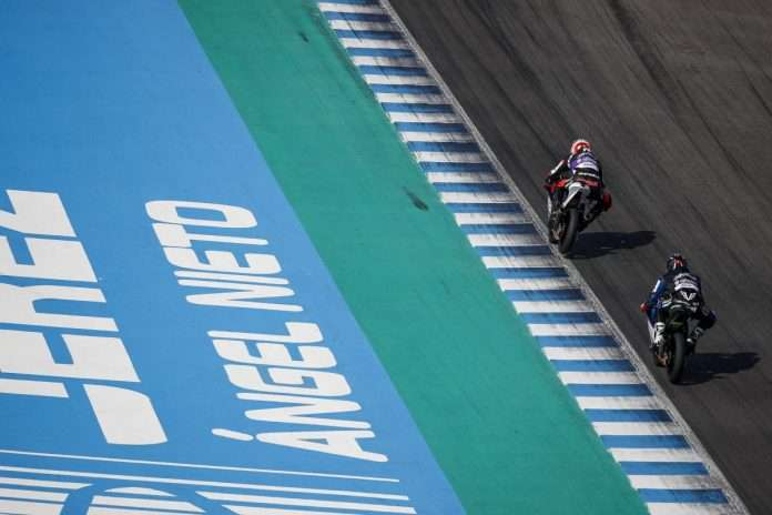MotoGP SBK 2020 Jerez 1