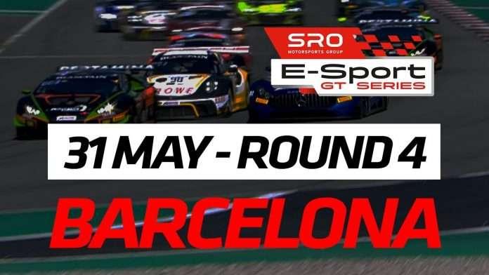 SRO E-Sport GT Barcellona