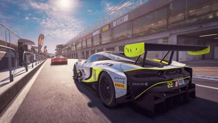 SRO E-Sport GT Series Barcellona