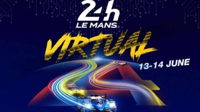 Tutto pronto per la Virtual 24h di Le Mans