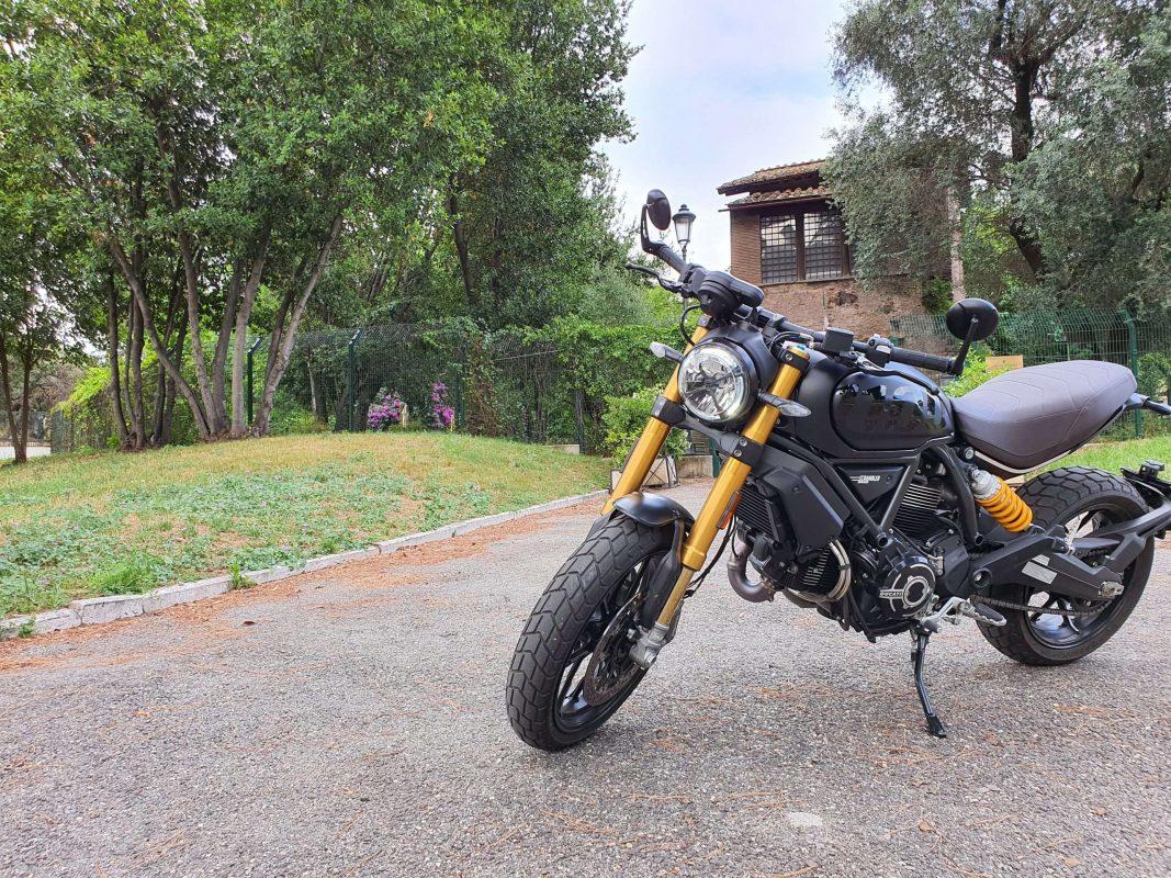 On The Road Ducati Scrambler 1100 Sport Pro 2