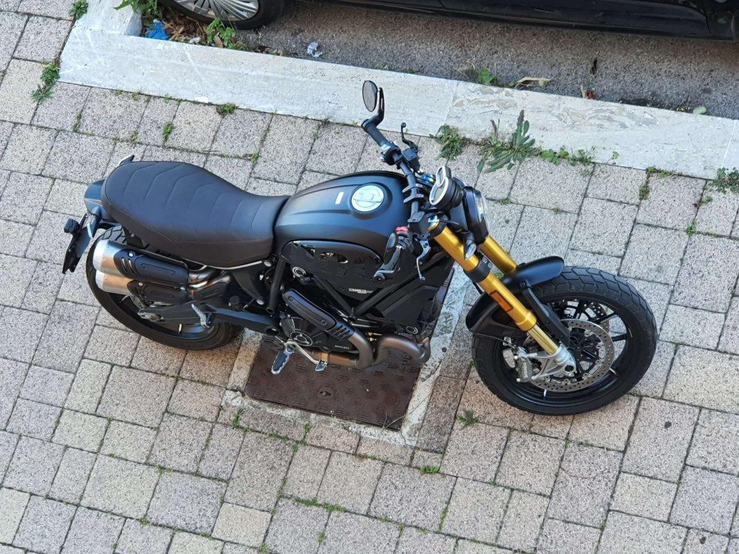 On The Road Ducati Scrambler 1100 Sport Pro 3