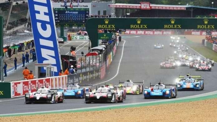 Quest'anno lo start della 88ª 24 Ore di Le Mans avverrà il 19 settembre