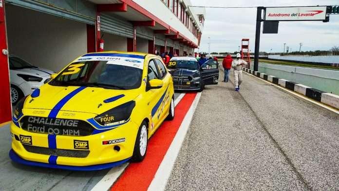 Le Ka+ del Challenge Ford MPM sono pronte a ritornare in pista